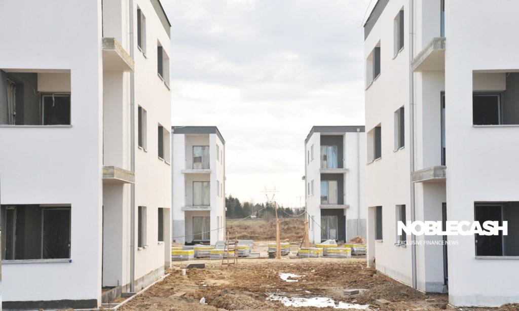 budowa nieruchomości mieszkalnej